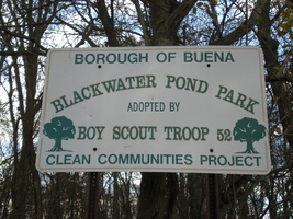 Blackwater Pond Park